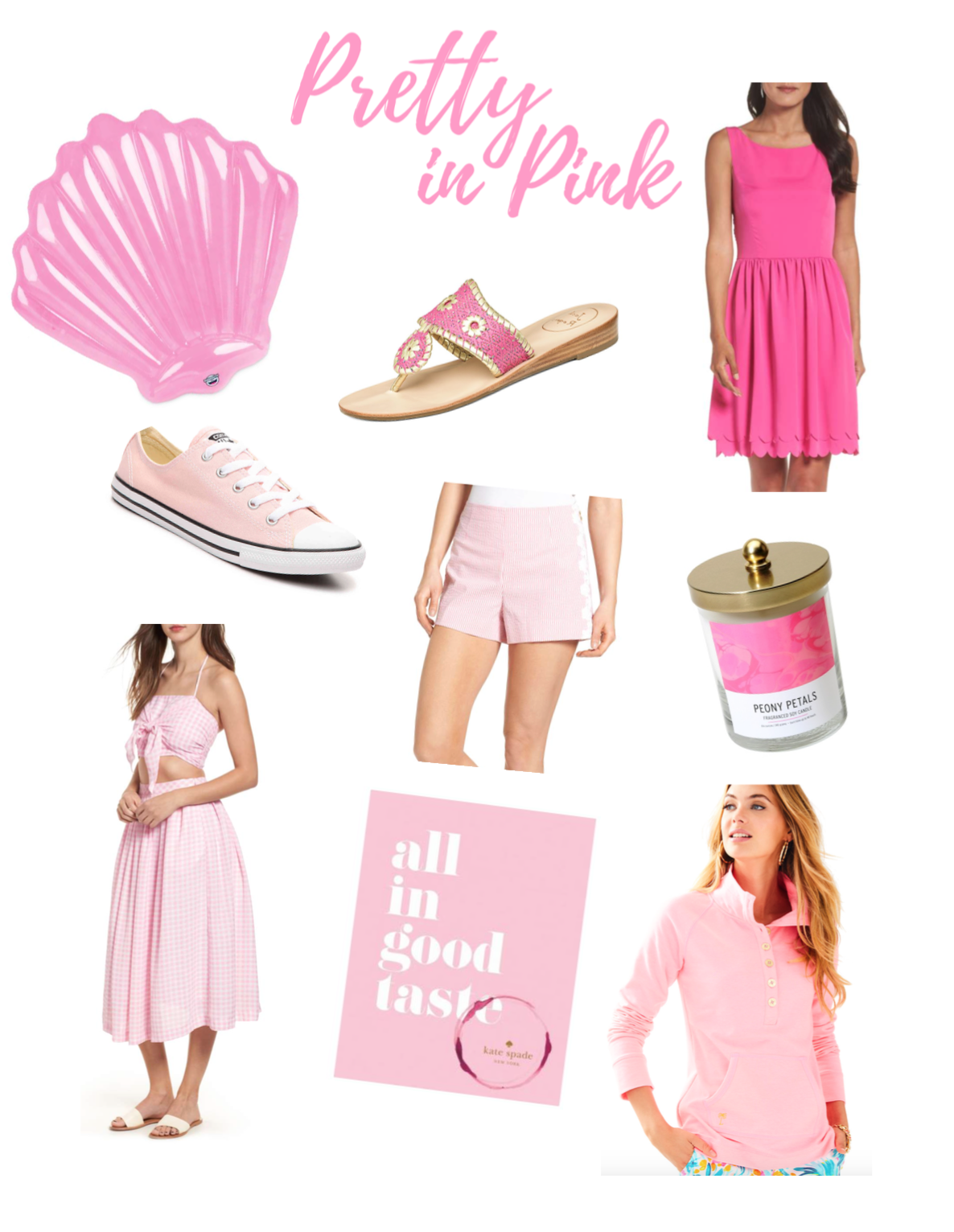 Shop Your Color: Pink