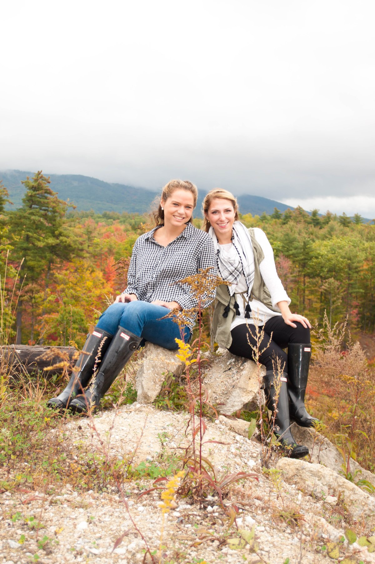 Autumn Wonderland: A Trip to the White Mountains