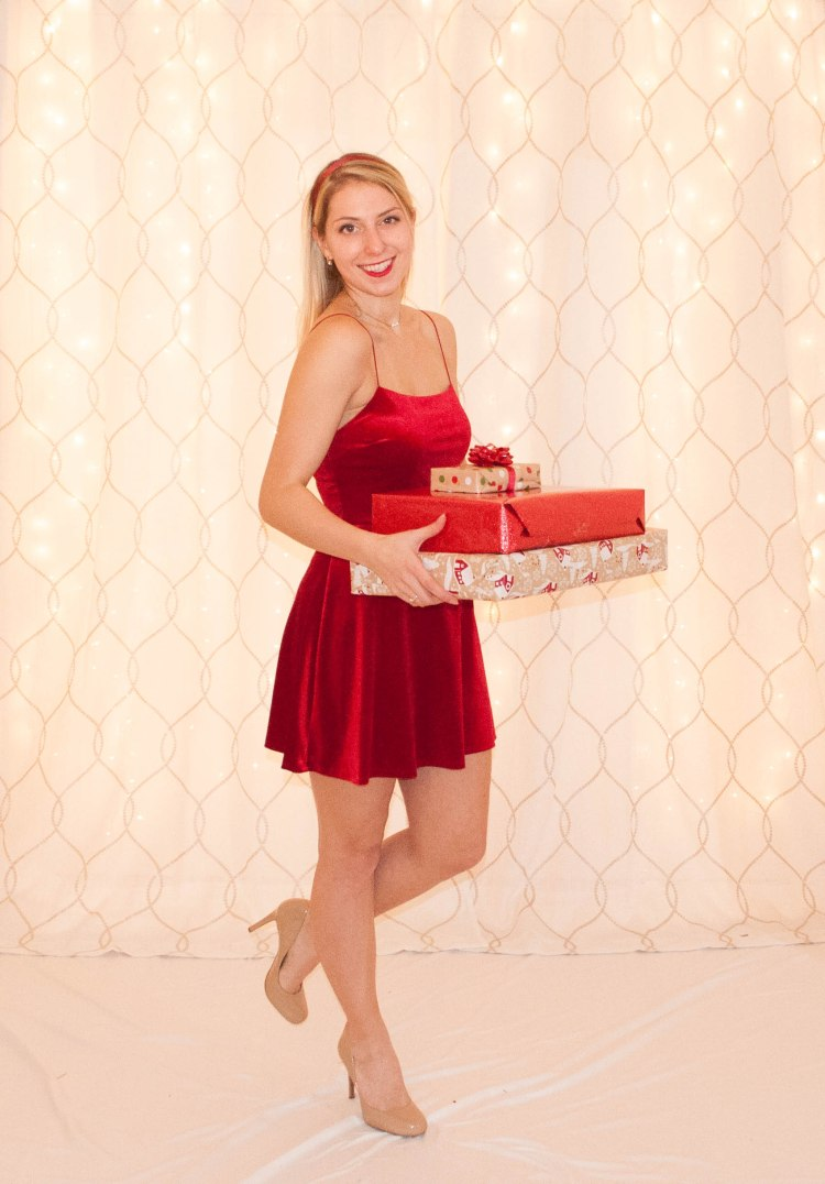 Red Dress-7