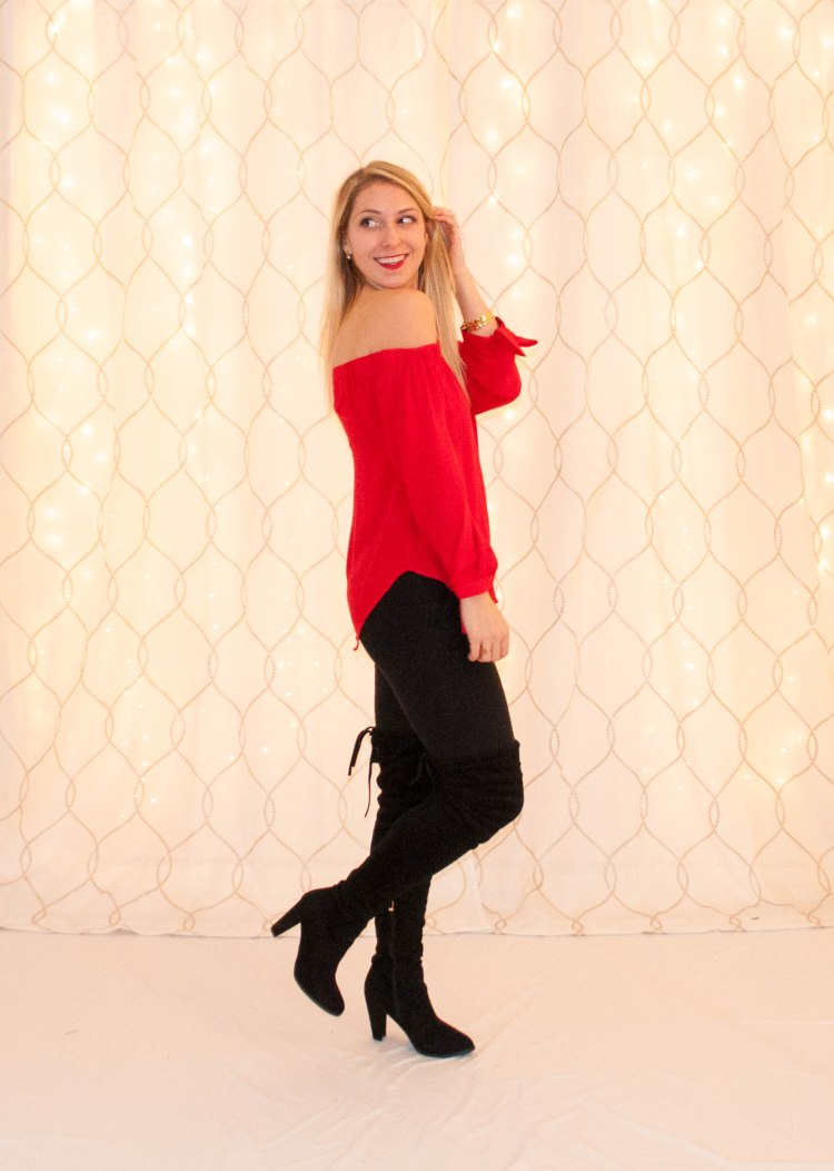 Red Shirt-3